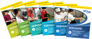 ServSafe International<sup>TM</sup> Food Safety Training Videos